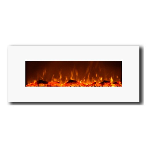 """Touchstone 50"""" Electric Wall Mounted Fireplace"""
