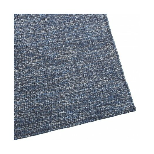 Blu Dot Golf Denim Blue Indoor/Outdoor Area Rug