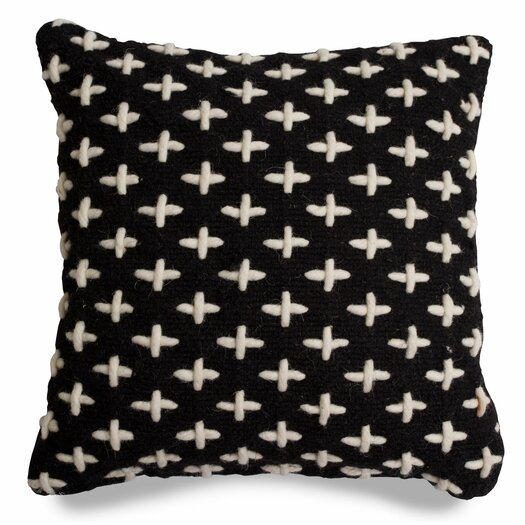 Mima Cross Stitch Pillow