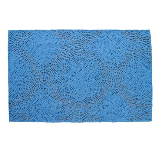 Echo Blue Area Rug