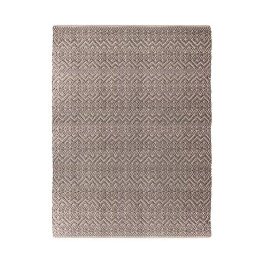 India Dark Grey/Light Grey Area Rug