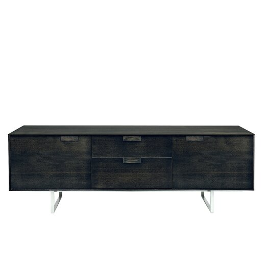 "Blu Dot Series 11 Two Drawer 84"" TV Stand"