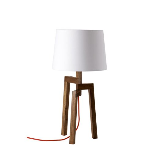 """Blu Dot Stilt 28"""" H Table Lamp with Empire Shade"""