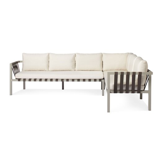 Jibe Extra Right Arm Sectional with Cushion