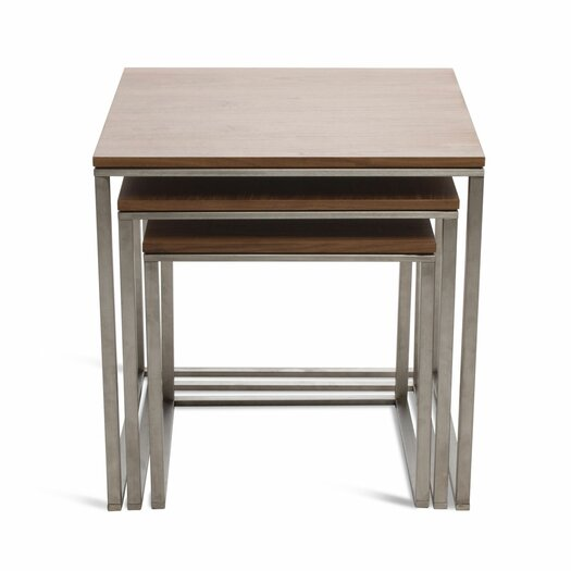 Blu Dot Minimalista 3 Piece Nesting Tables