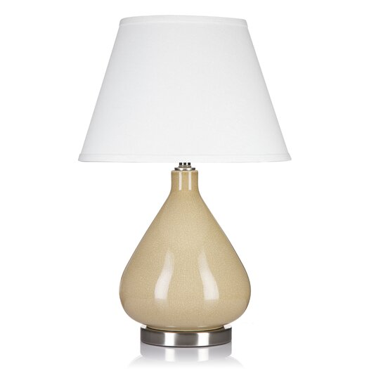 """Krush Aristocrat Ascot 33"""" H Table Lamp with Empire Shade"""
