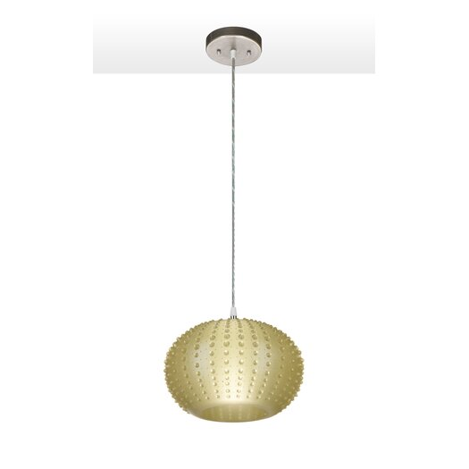 Krush Cordelia Pearl 1 Light Pendant