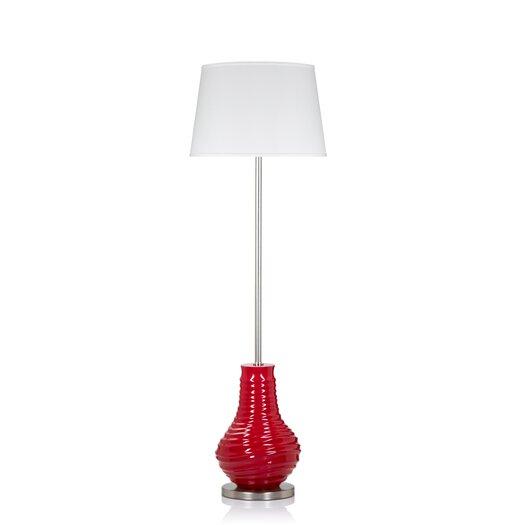 Krush Spin Flutter Floor Lamp