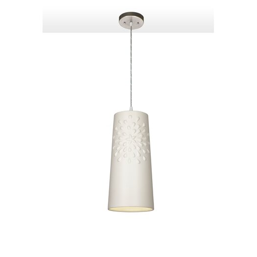 Krush Spin Venus 1 Light Pendant