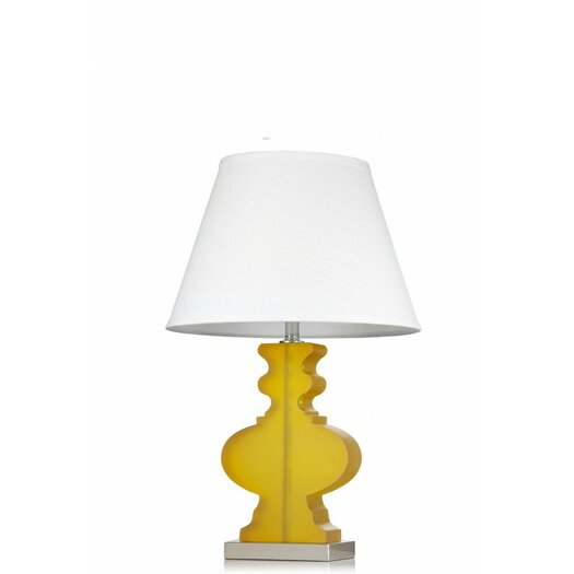 "Krush Kurve Ami 25.5"" H Table Lamp with Empire Shade"