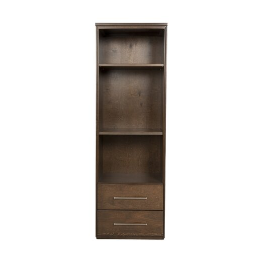 "Kidz Decoeur York 2 Drawer 65"" Bookcase"