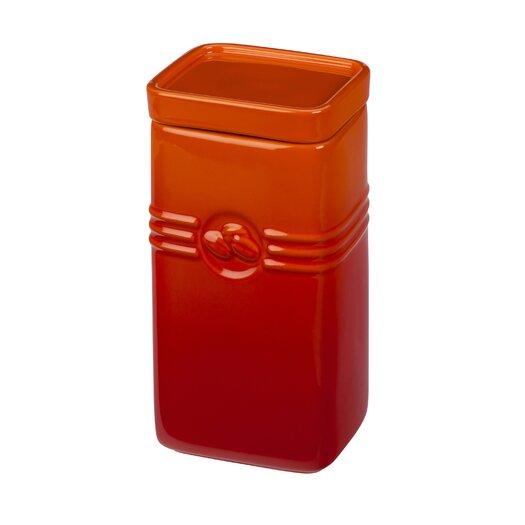 Le Creuset Stoneware 2 Qt Coffee Storage Jar