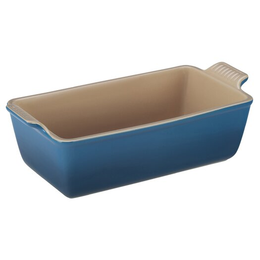 Le Creuset Heritage Stoneware 1.5-qt. Loaf Pan