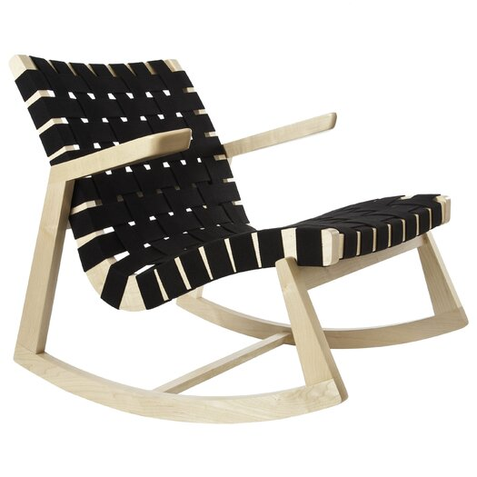 Rapson-Inc. Greenbelt Rocker with Arms