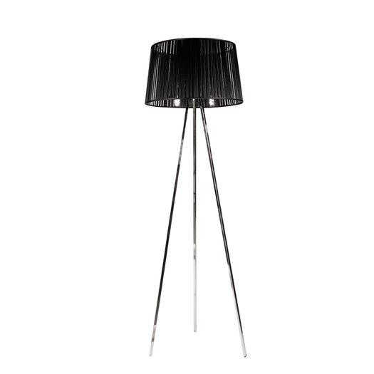 Whiteline Imports Victoria Floor Lamp