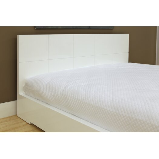 Whiteline Imports Anna Twin Platform Bed