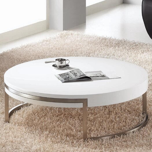 Whiteline Imports Ross Coffee Table