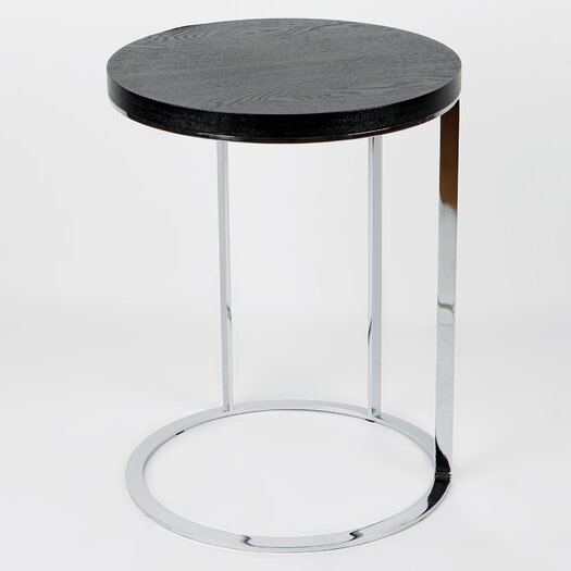 Whiteline Imports Julia Side Table