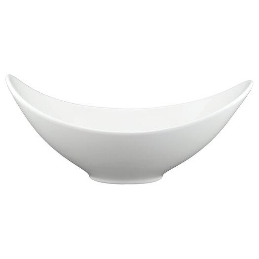 Tannex White Tie Arc Serving Bowl