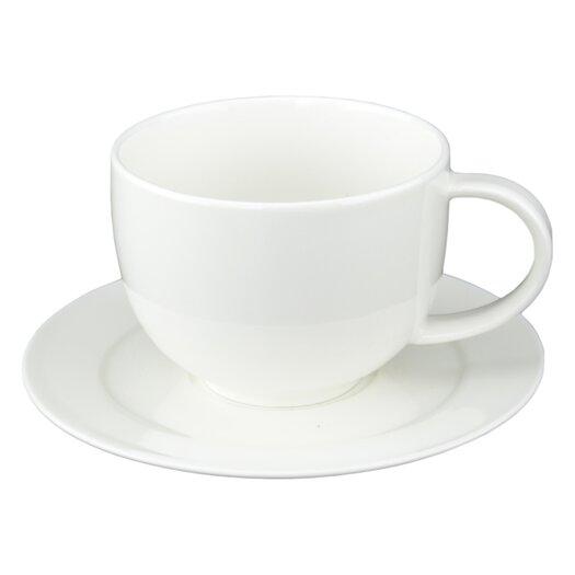 Tannex Du Lait Lunar Espresso Cup and Saucer