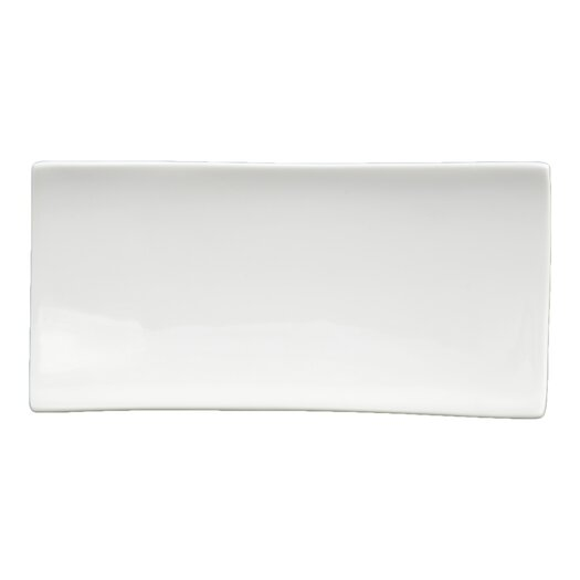 "Tannex Du Lait 5.7"" Rectangular Mini Plate"