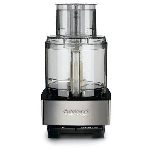 Cuisinart 14-Cup Food Processor in Brushed Stainless Steel