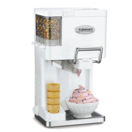Cuisinart 1.5-qt. Mix It In Soft Serve Ice Cream Maker