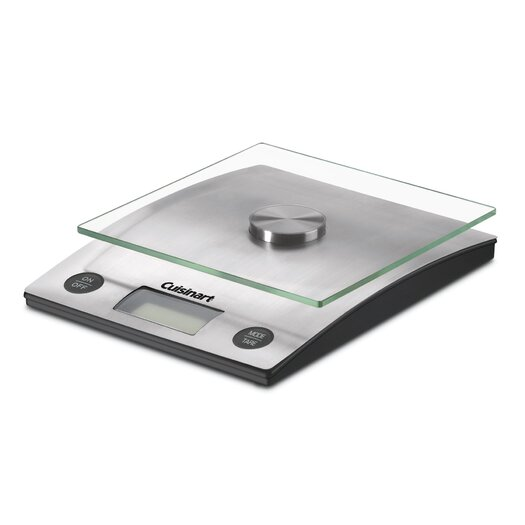 Cuisinart Deluxe Digital Kitchen Scale