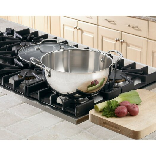 Cuisinart Classic Stainless 5.5-qt. Multi-Purpose Pot