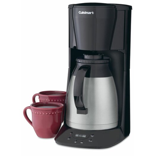 Cuisinart Premier Coffee Series Programmable Thermal Coffee Maker