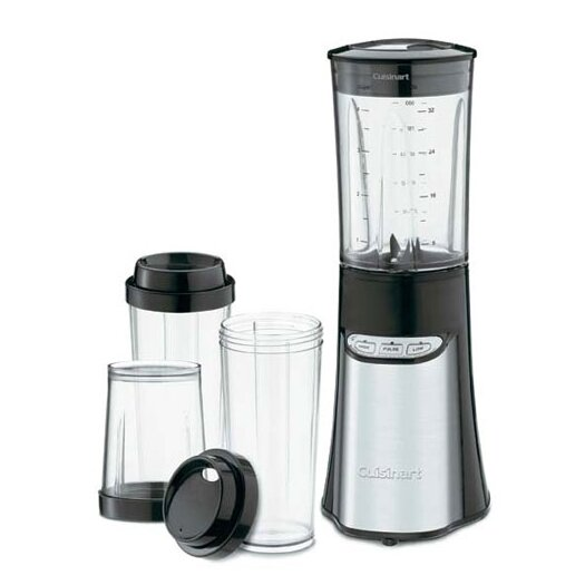 Cuisinart SmartPower 15-Piece Compact Portable Blending and Chopping System