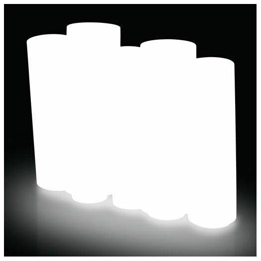Slide Design Bamboo Floor Lamp