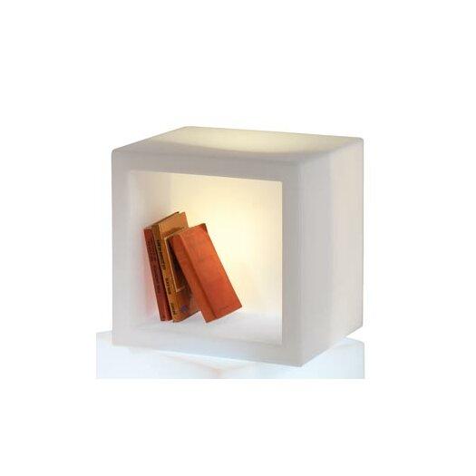 """Slide Design Open Cube 16.9"""" H Table Lamp"""