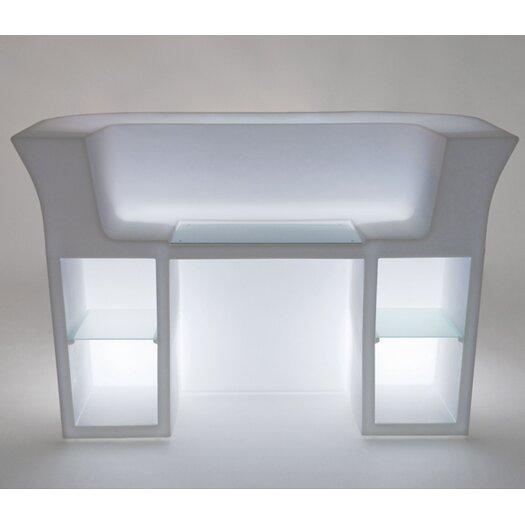 Slide Design My Desk Reception Desk