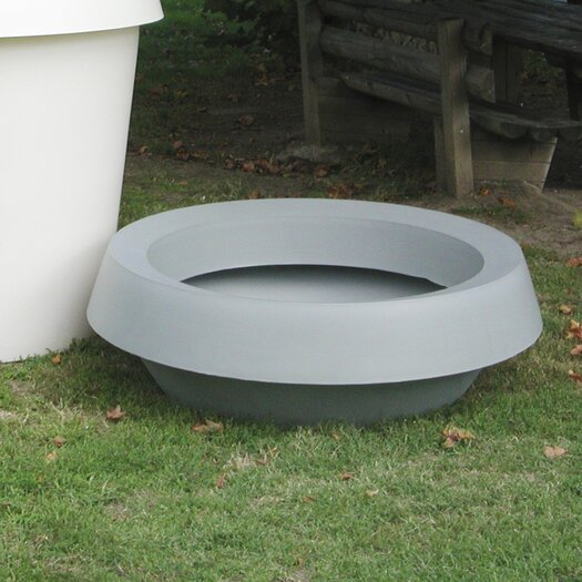 Slide Design Giò Piatto Round Planter