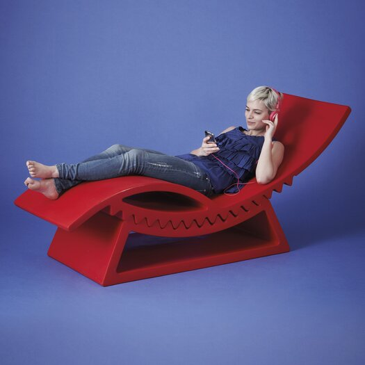 Slide Design TicTac Chaise Lounge