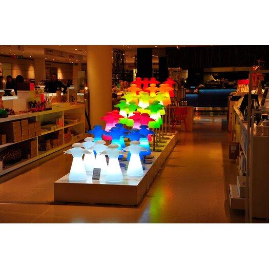"""Slide Design Mr. Bot 17.7"""" H Table Lamp"""
