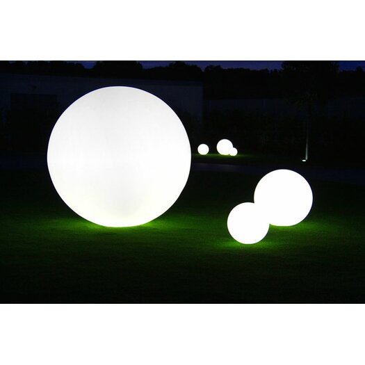 Slide Design Globo Geoline Outdoor Floor Lamp