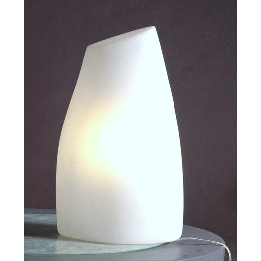"Slide Design Yes 19.7"" H Table Lamp"