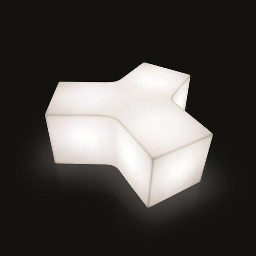 Slide Design Ypsilon Polyethylene Garden Bench