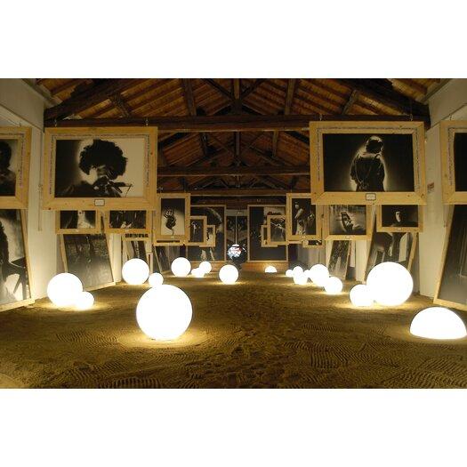 Slide Design 1/2 Globo Geoline Indoor Floor Lamp
