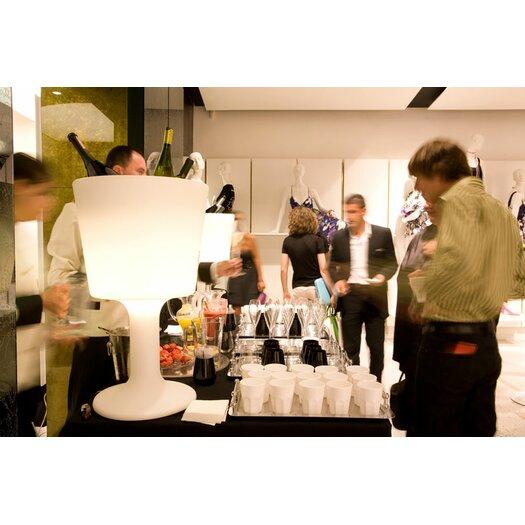 Slide Design Light Drink Floor Lamp