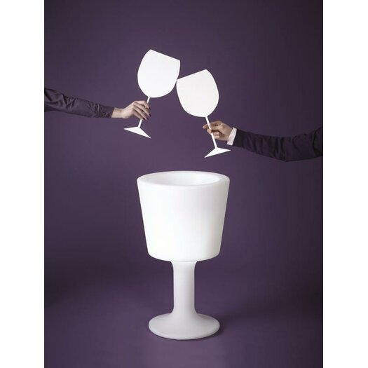 Slide Design Light Drink Bar Stool