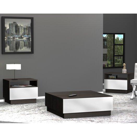 Nexera Allure End Table