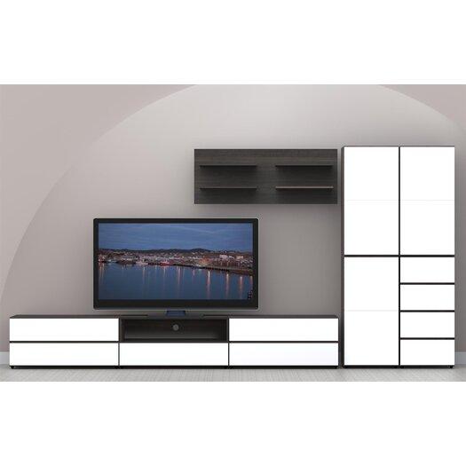 Nexera Allure Decorative Wall Panel Shelf