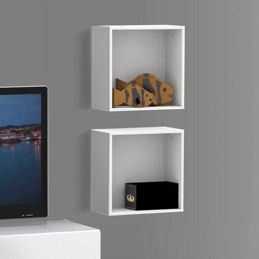 Nexera BLVD Decorative Wall Cubes