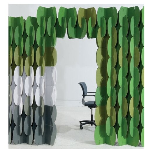 Mio Culture Nomad Architectural System Room Divider