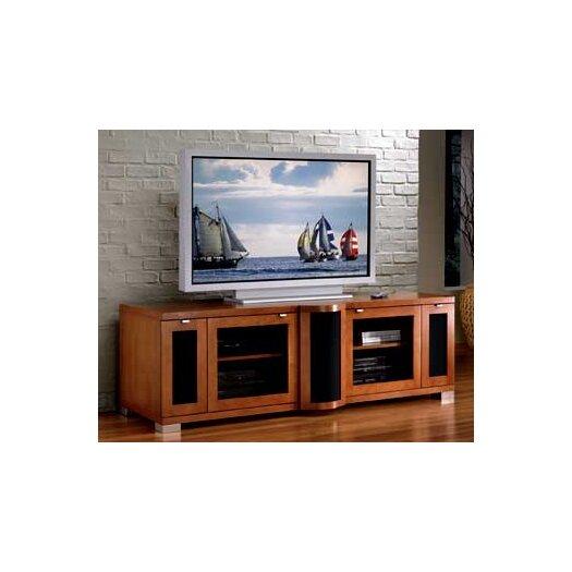 """JSP Industries Allegro 75"""" TV Stand"""