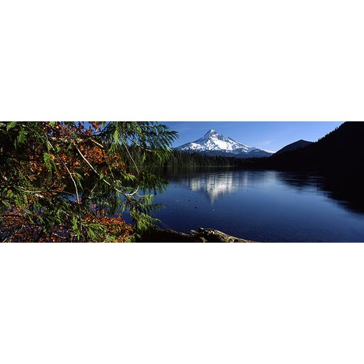 iCanvas Panoramic Mt HooD,  Mt. Hood National Forest, Oregon Photographic Print on Canvas