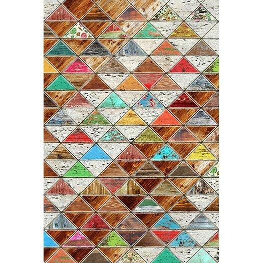 iCanvas 'Love Pattern' by Maximilian San Canvas Art
